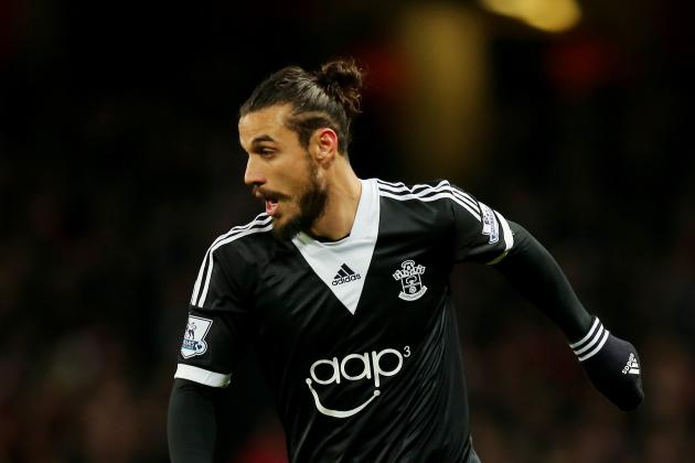 Dani Osvaldo Suspended by Southampton Following 'Training Ground Incident'