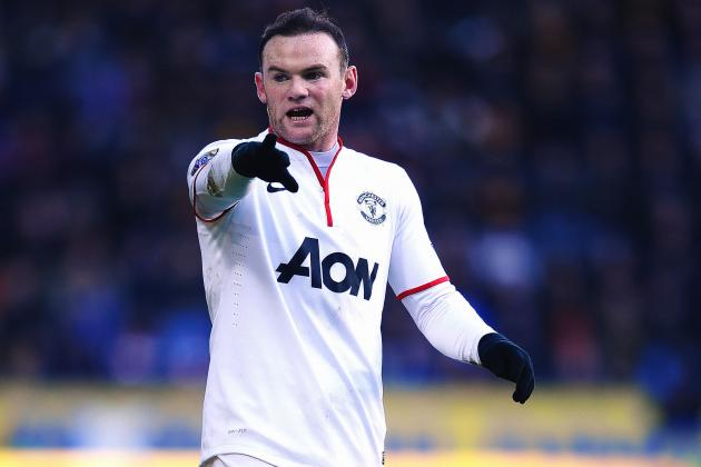 Wayne Rooney Can Be Jose Mourinho's Missing Link at Chelsea