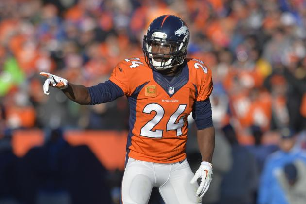 Future Uncertain, Champ Bailey Can Cap Hall of Fame Career with Super Bowl Win