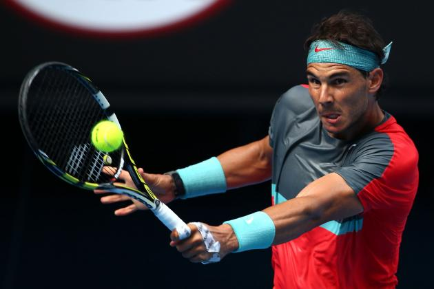 Roger Federer vs. Rafael Nadal: What to Watch for in 2014 Australian Open Clash