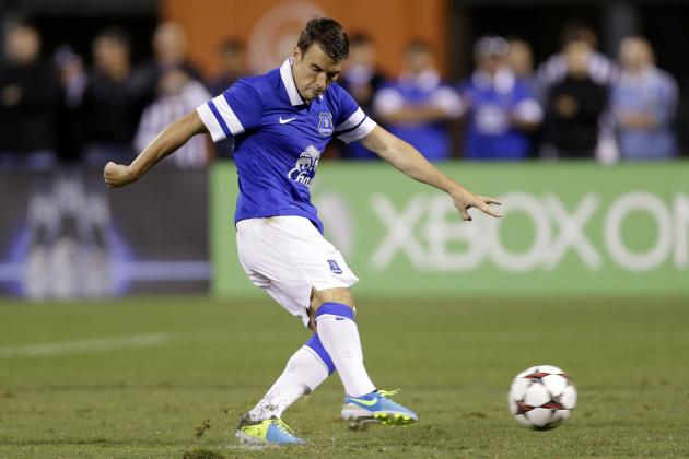 Everton: Is Seamus Coleman One of the World's Best Full-Backs?