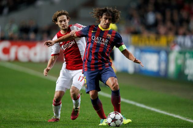 Carles Puyol Injury: Updates on Barcelona Star's Leg and Return