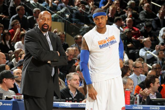 New York Knicks' Collapse Can't Be Pinned on Mike Woodson Alone