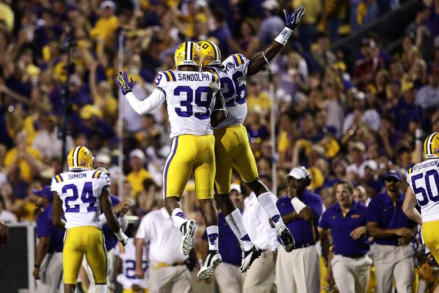 LSU Football: Tigers Confirm 4 Players Have Left the Program