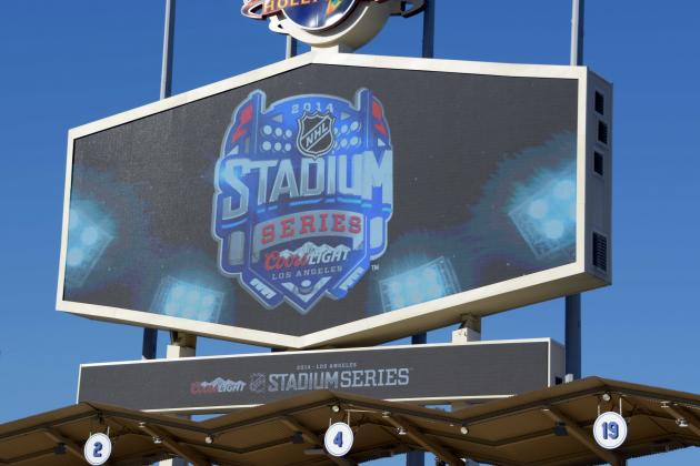 NHL Stadium Series 2014: Dates, Schedule, Teams, Matchups and More
