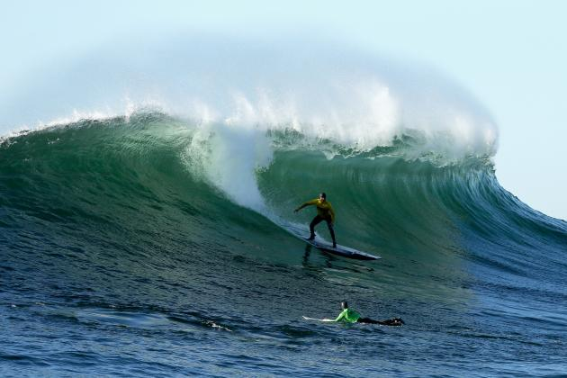 Mavericks Invitational 2014: Date, Time, TV Info and More for Big Wave Surfing