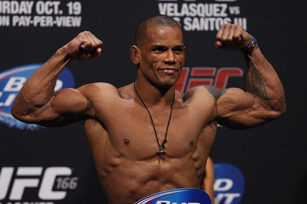 Hector Lombard: Is He a Welterweight Title Dark Horse in 2014?