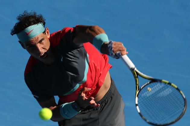 Australian Open 2014: Previewing Rafael Nadal vs. Roger Federer Semifinal Clash