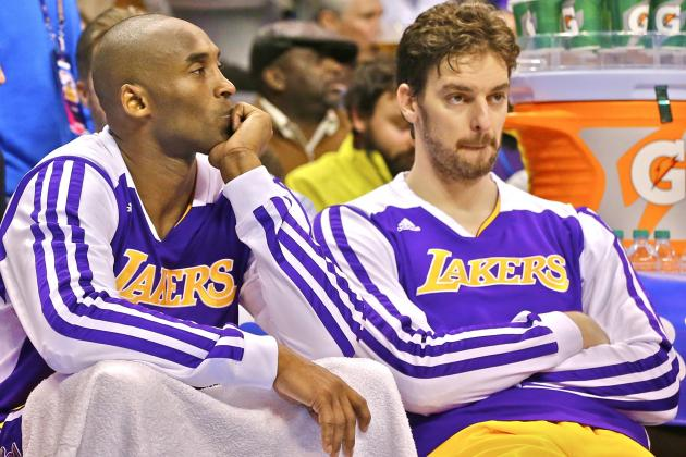 Why Kobe Bryant, Pau Gasol Reject Mike D'Antoni's Proven Small-Ball Blueprint