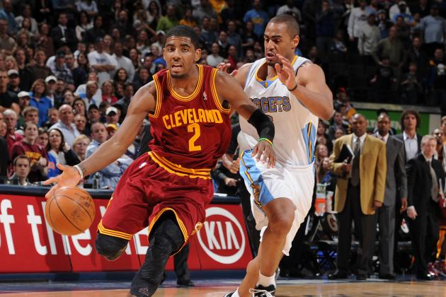 Shooting Guards Who Fit Better with Kyrie Irving Than Dion Waiters