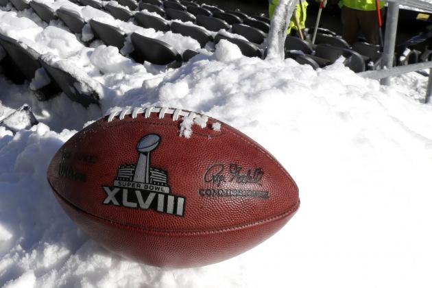 Super Bowl weather: Snow, ice, cold forecast for Atlanta ...