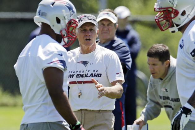 Remembering the Legend of Dante Scarnecchia, and What's Next for the Patriots