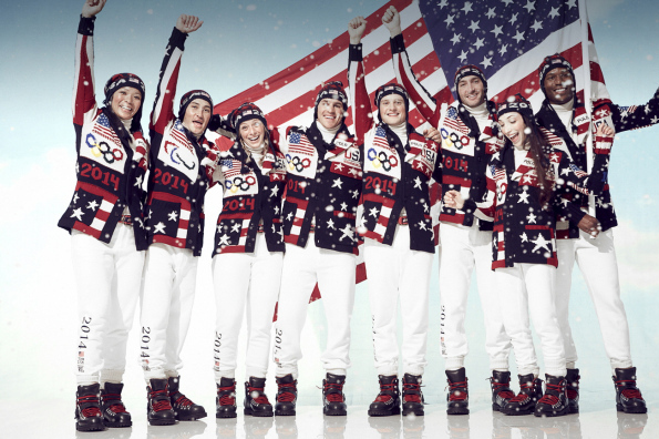 Team USA Unveils Opening Ceremony Uniforms Designed by Ralph Lauren