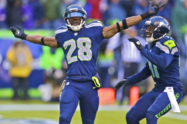 Seattle Seahawks CB Walter Thurmond Rips Wes Welker for Aqib Talib Hit