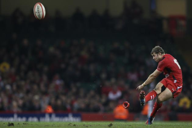 Leigh Halfpenny Officially Confirms Toulon Switch from Cardiff Blues