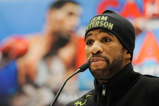 Lamont Peterson vs. Dierry Jean: Fight Time, Date, Preview, TV Info and More