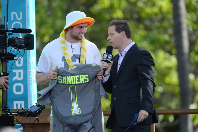 Pro Bowl 2014: Full Roster and Expectations for Team Rice vs. Team Sanders