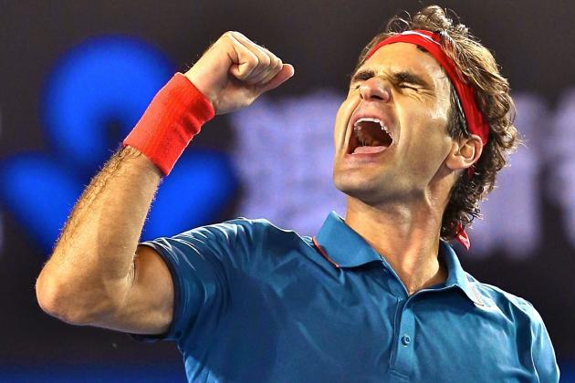 Does Roger Federer Have 1 More Magic Moment Left in Semifinal vs. Rafael Nadal?
