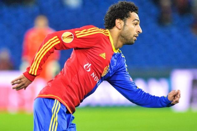 Chelsea Transfer News: Blues Agree to Deal for Basel Star Mohamed Salah