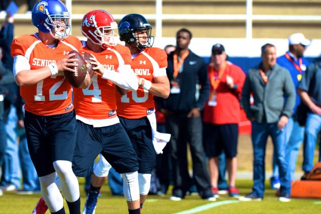 2014 Senior Bowl: Draft Scouting Notes & Observations from Week's Practices