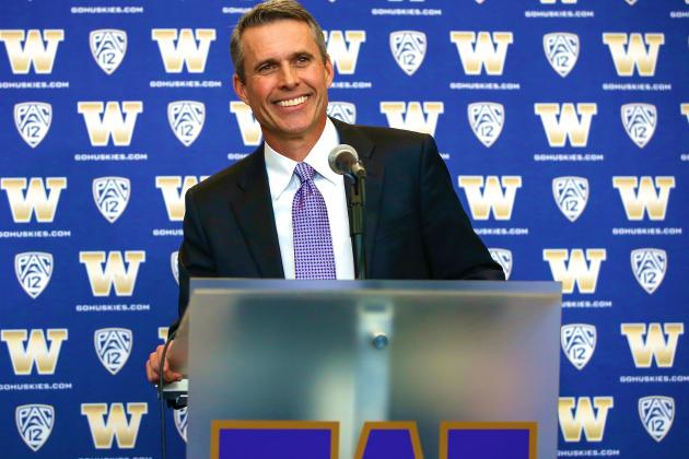 Why Chris Petersen Was Best Hire of College Football Offseason
