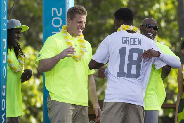Even with New Format, Pro Bowl's Success Hinges on the Players' Performance