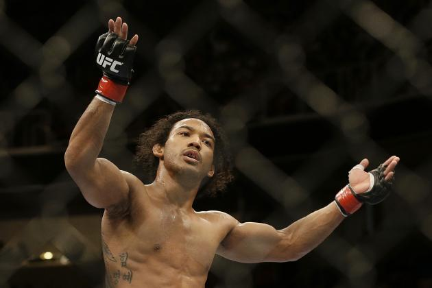 Benson Henderson, Josh Thomson and the Strange State of the Lightweight Division