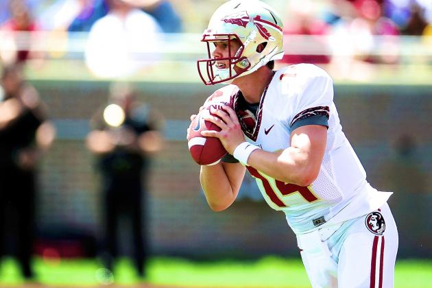 How Landing Ex-FSU QB Jacob Coker Would Shake Up Alabama's 2014 QB Battle