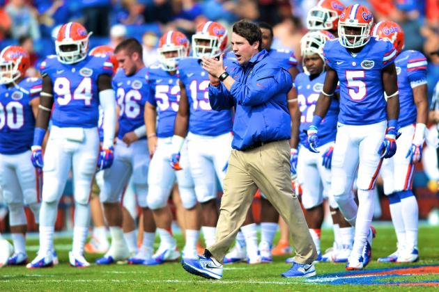 Why Muschamp's Gators Could Be the Auburn of 2013