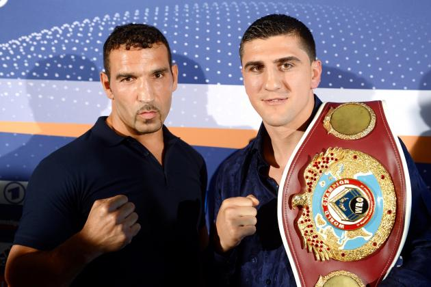 Marco Huck vs. Firat Arslan: Fight Time, Date, Live Stream, TV Info and More