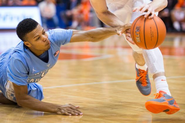 UNC Basketball: Why Tar Heels' Problems in Poor ACC Start Won't Go Away