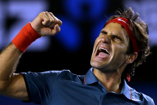 Australian Open 2014: Rafael Nadal vs. Roger Federer Culminates Epic Rivalry