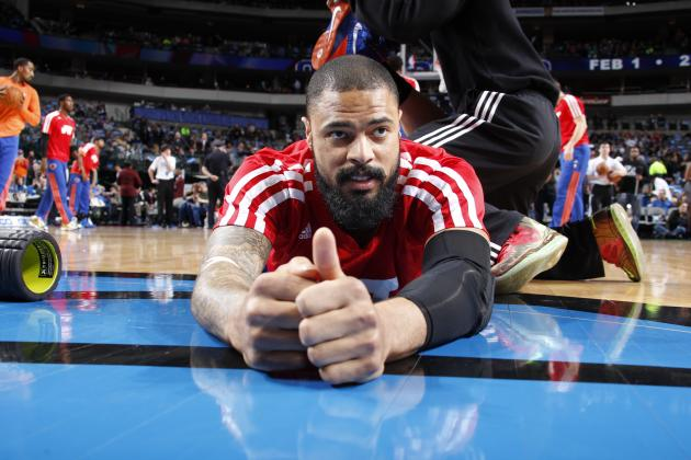 Why Tyson Chandler Deal Could Be NBA's Most Shocking Trade Deadline Move