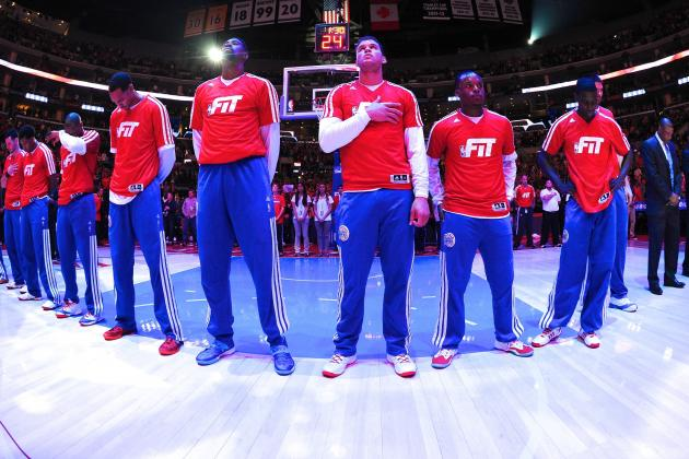 LA Clippers Can't Be Judged Until Playoff Time