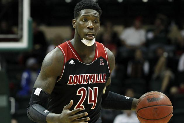 Montrezl Harrell Stepping Up for Louisville's Behananless Front Court