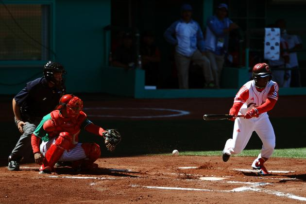 Scouting Dodgers' Newest Big-Name Cuban Target Rusney Castillo