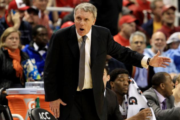 Former Terps Basketball Coach Gary Williams on N.C. State Loss
