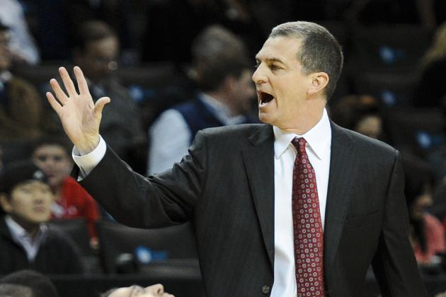 No, Maryland Isn't Going To Fire Mark Turgeon