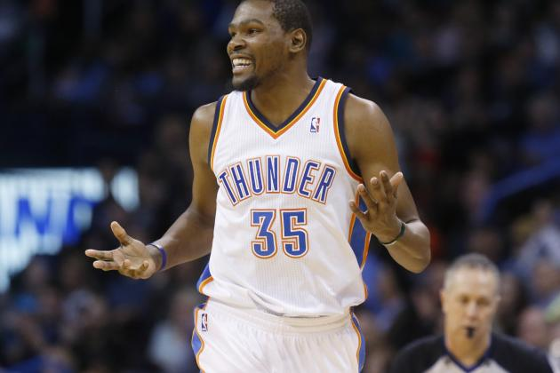 When Will Kevin Durant Reach His Superstar Peak?