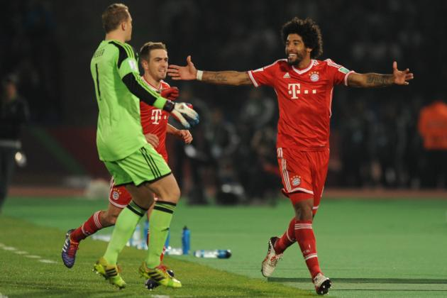 Manchester United Transfer News: Dante Would Be Another Big Coup for David Moyes