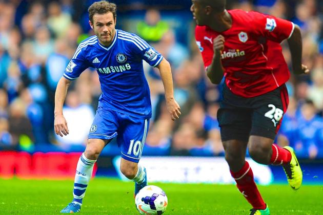 Explaining the Logic of Manchester United's Move for Juan Mata