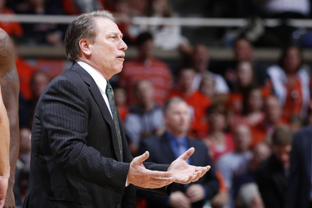 Spartans' Tom Izzo Gives Credit to Wolverines' Overshadowed Defense