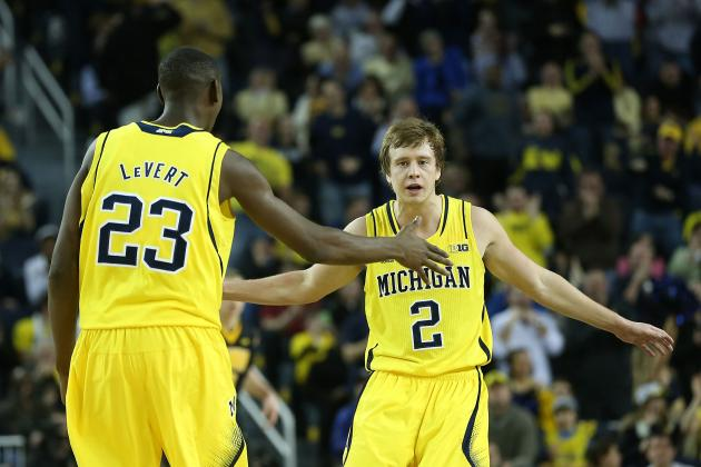 After Back-to-Back Top 10 Wins, Confident Michigan Staying in the Moment
