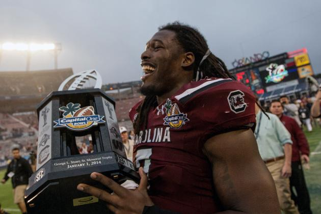 South Carolina Football: Gamecocks Will Continue to Benefit from Clowney