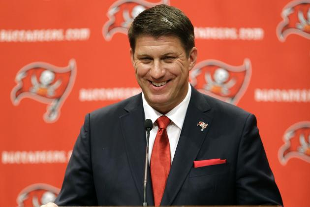 New Bucs GM: Goal Is to Sustain Championship Success
