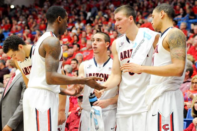 Stats, Obscure and Obvious, Best Explain Arizona's Rise to No. 1