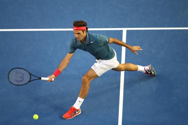 Roger Federer Does Not Need to Beat Rafael Nadal to Prove He's Still a Contender