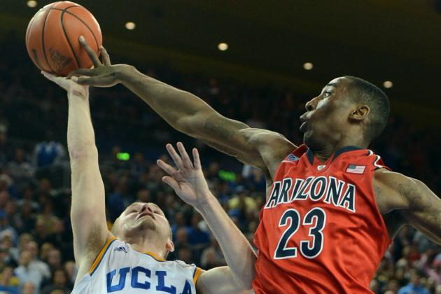 Hollis-Jefferson a 'joy' on and off the Court for Top-Ranked Arizona