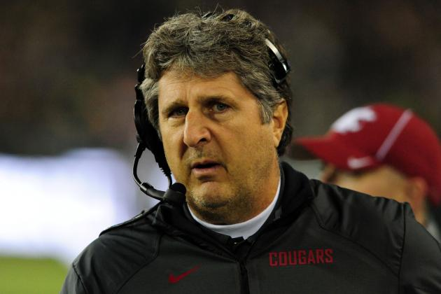 Under Leach, WSU Ahead of Schedule