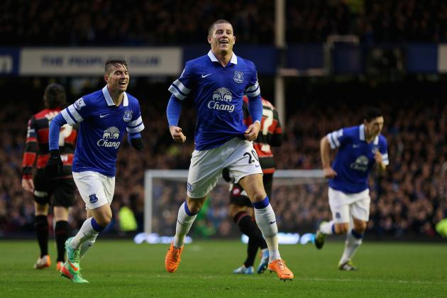 Chelsea Transfer Rumours: Ross Barkley a Fantastic Target for Blues